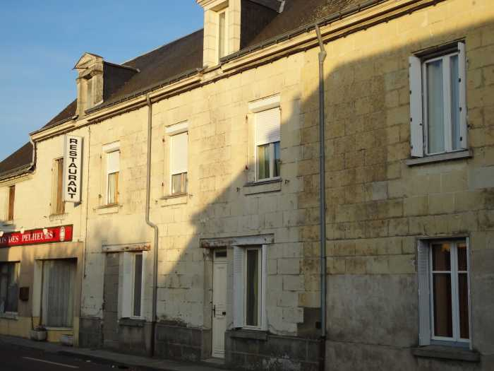 VENTE MAISON 7 pices - CHINON