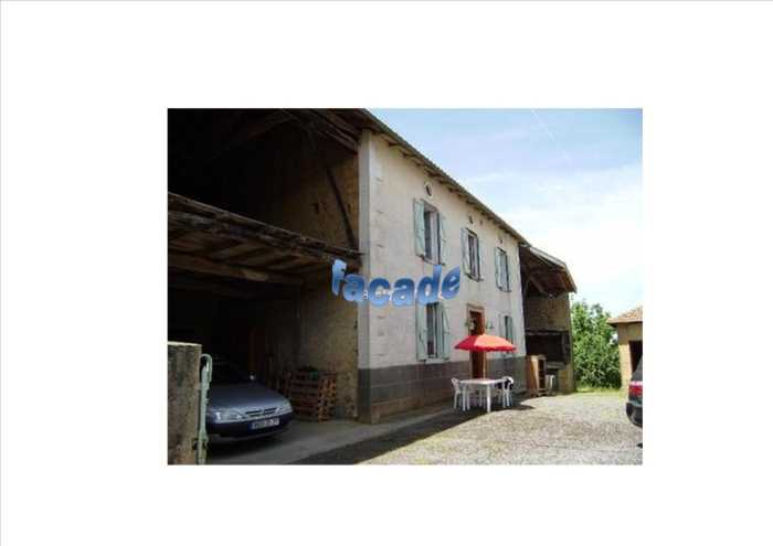 VENTE MAISON DE BOURG 4 pices - CASSAGNABERE TOURNAS