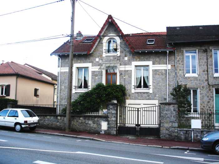 VENTE MAISON 5 pices - LIMOGES
