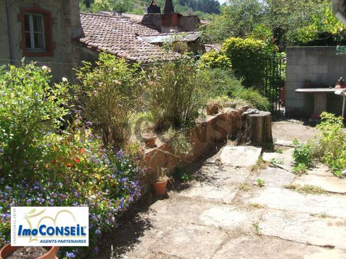 VENTE MAISON 7 pices - SAINT PONS DE THOMIERES