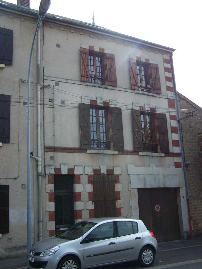 VENTE MAISON 6 pices - SEDAN