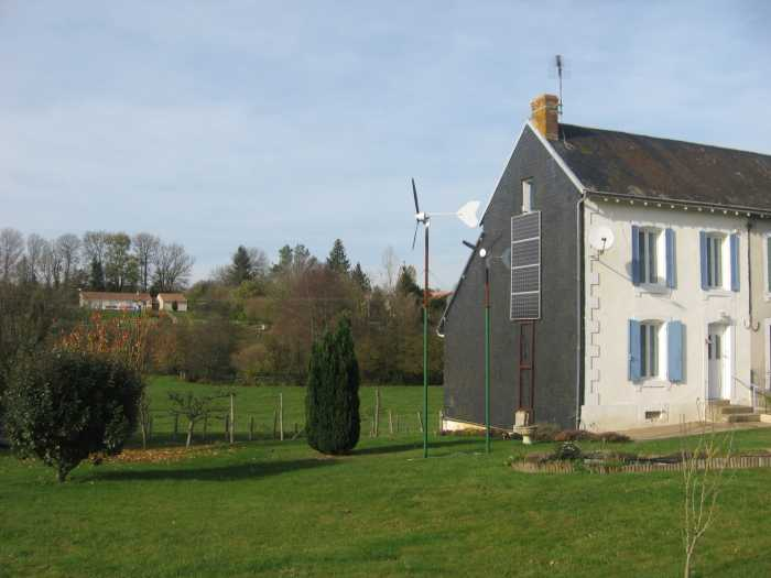 VENTE MAISON 4 pices -  km sud PARTHENAY