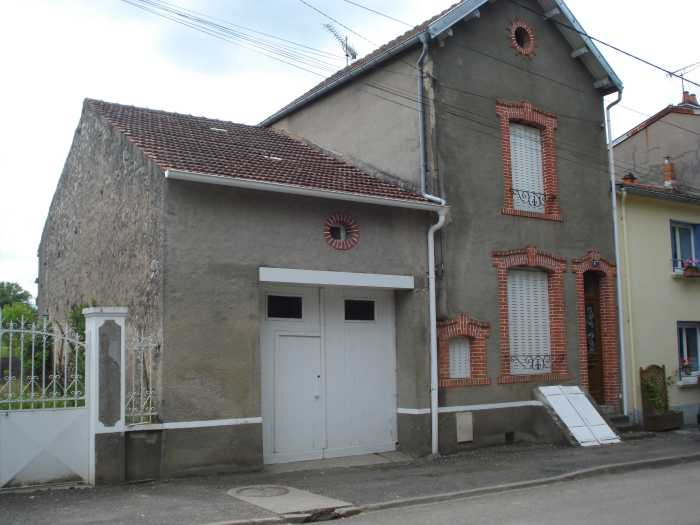 VENTE MAISON 9 pices - BOURBONNE LES BAINS