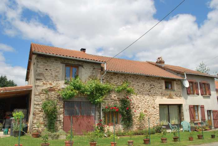 VENTE MAISON 6 pices - CHALUS