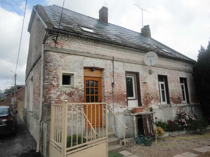 VENTE MAISON 6 pices - PROCHE CRECY-SUR-SERRE