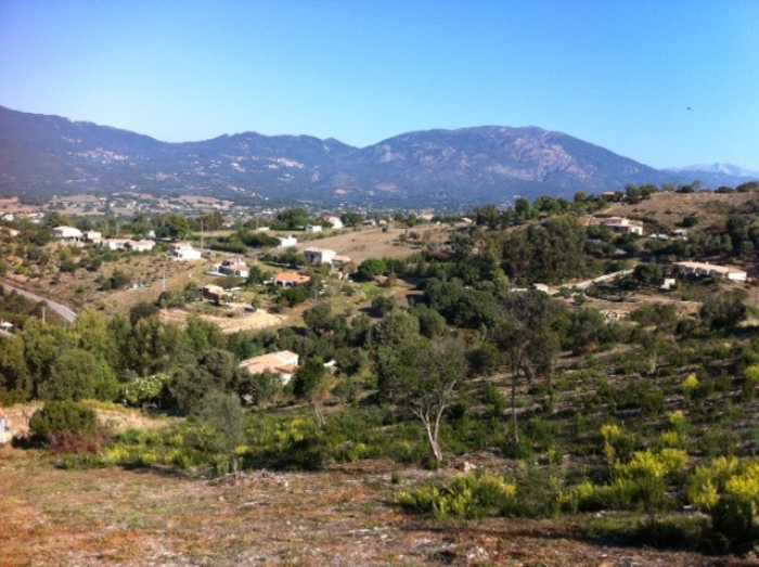 VENTE TERRAIN 5 pices - AJACCIO