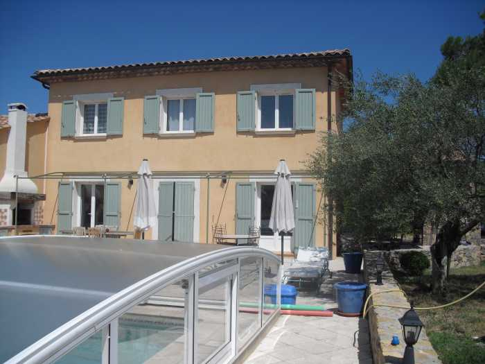 VENTE MAISON 7 pices - LES ARCS SUR ARGENS