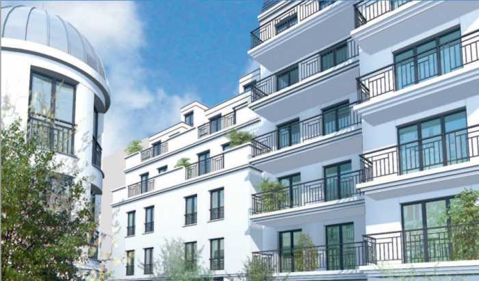 VENTE SCELLIER 2 pices - LEVALLOIS PERRET