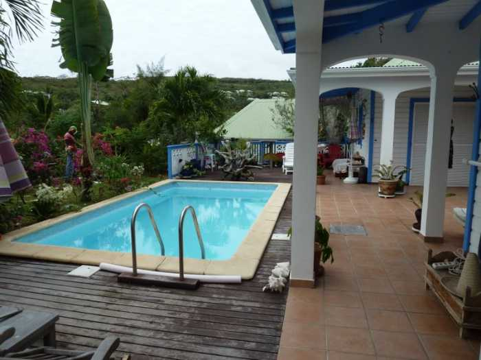 LOCATION MAISON 4 pices - SAINT MARTIN