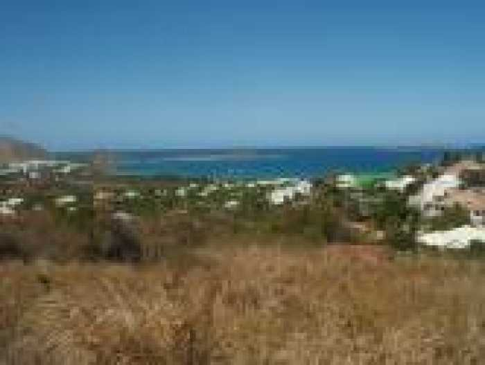 VENTE TERRAIN 5 pices - SAINT MARTIN