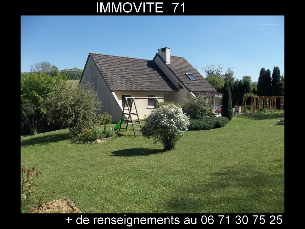Belle maison contemporaine de 130 m² sur 2.130 m²