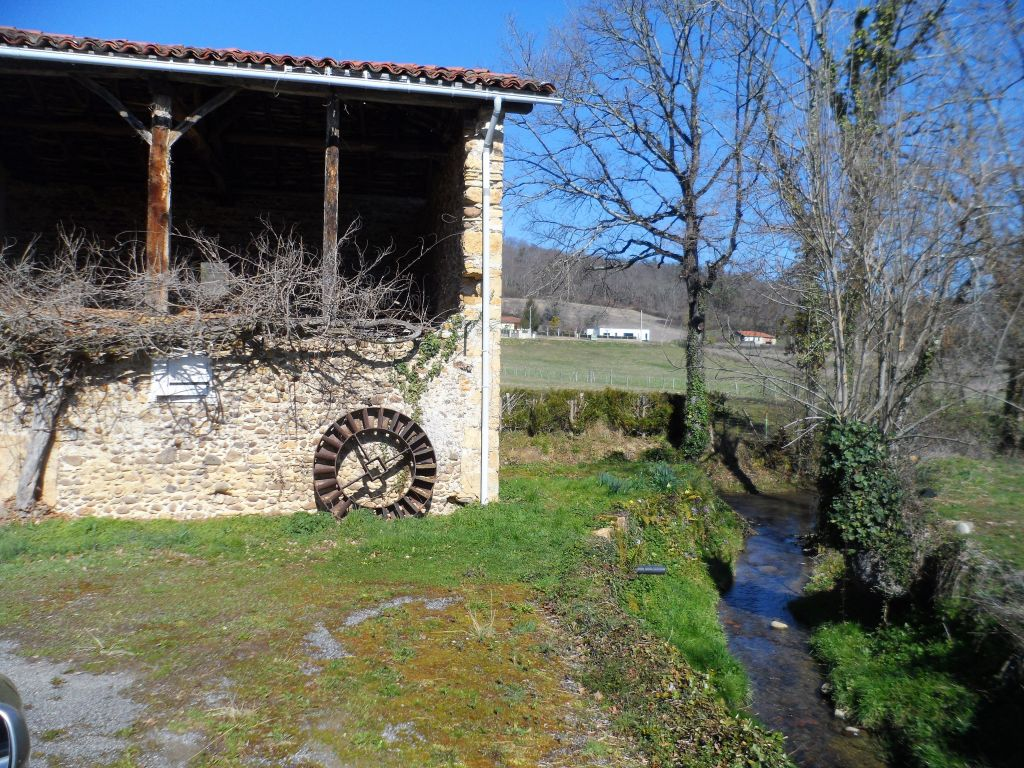 MOULIN DU XVII° SIECLE