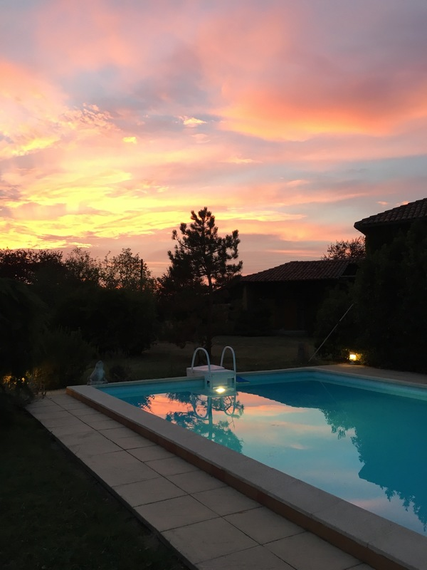 Superb Maison de Maitre with two bedroomed cottage and extensive outbuildings in very good order on 4.6 hectares with pool