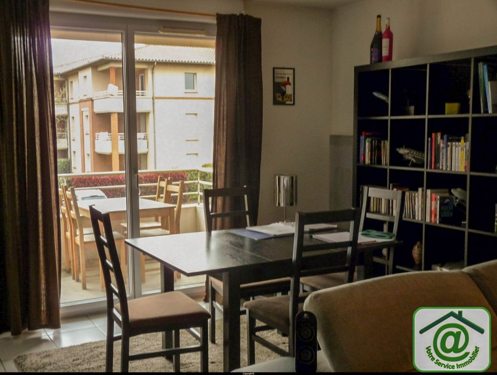 TOULOUSE (31100) APPARTEMENT T3 DE 57M� EN PARFAIT ETAT AVEC TERRASSE + 2 PARKINGS + CELLIER - DISPONIBLE DE SUITE