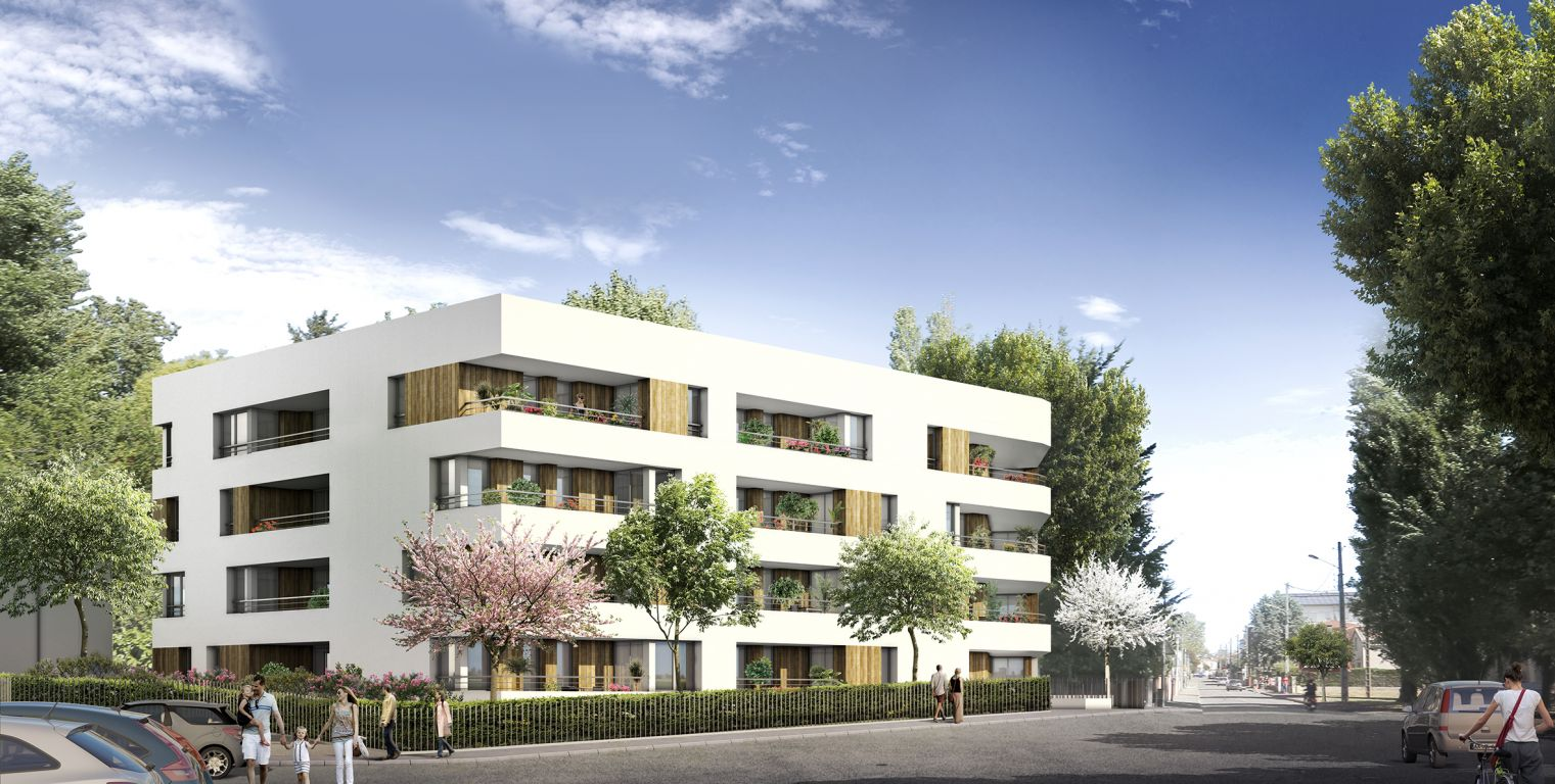 Annonce vente appartement toulouse 31400 39 m 172 for Appartement toulouse