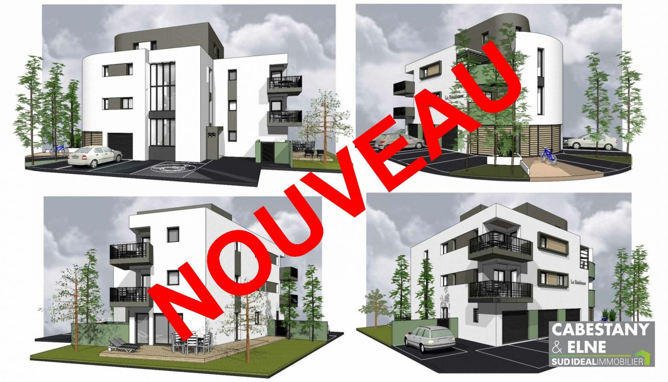 DUPLEX T4 GARAGE ET PARKING