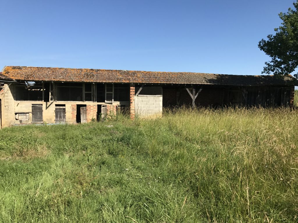 Authentic farm, in a very quiet situation (close to a pilgrim route) with no close neighbours and 18.5 acres of land, just 7kms from a market town with all amenities.