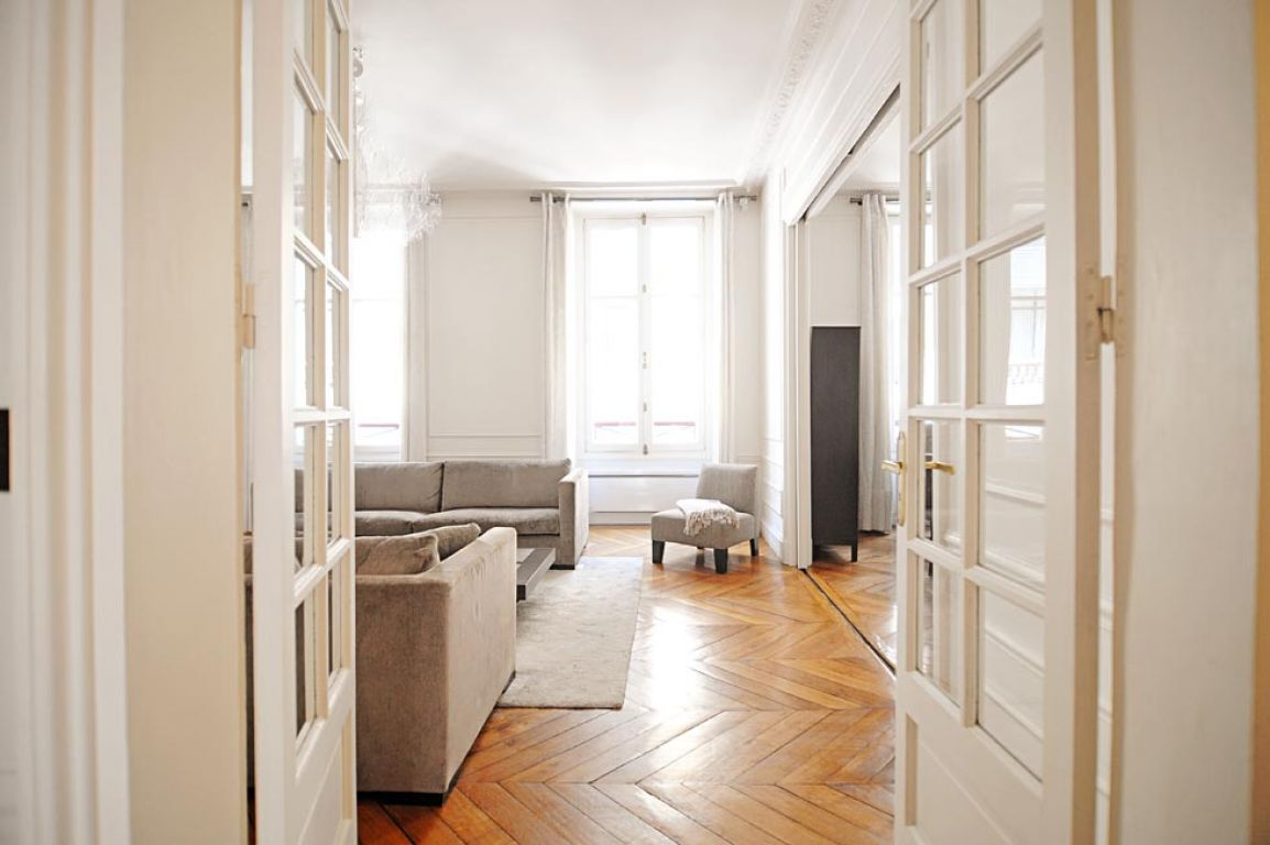 Madeleine-Haussmann, Appartement  de 105m² 75008 Paris
