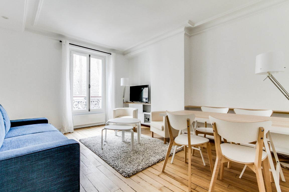 Appartement Lauriston