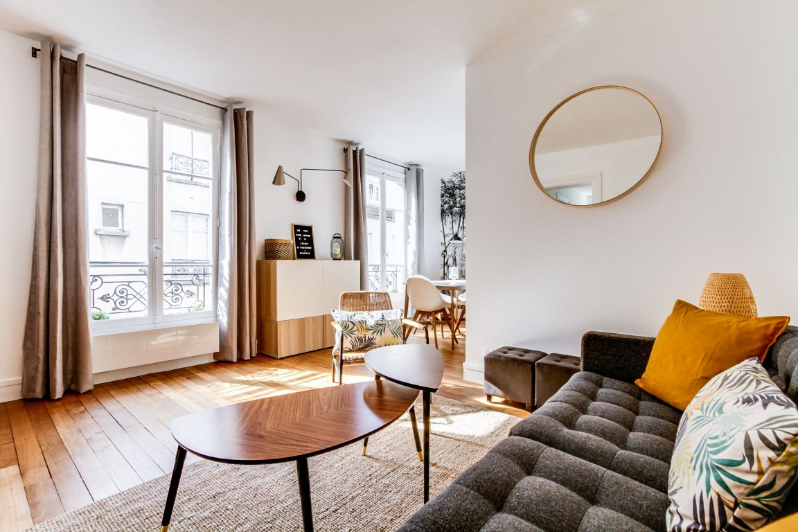 Appartement au Coeur de Paris