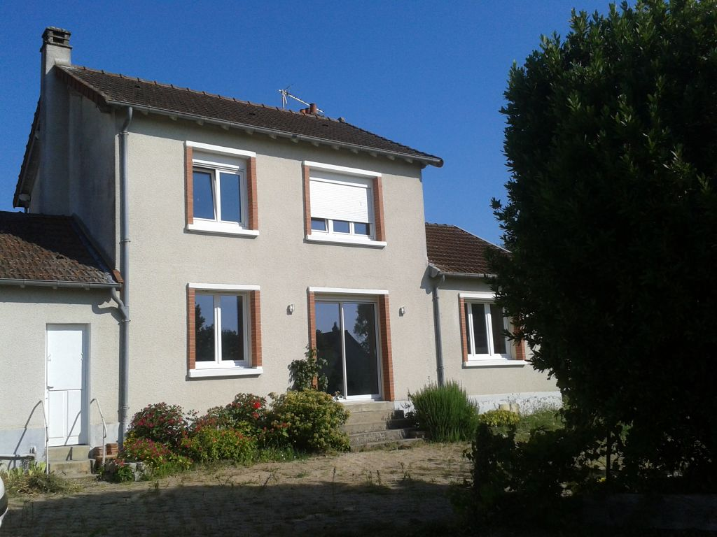 Maison 4 chambres St doulchard