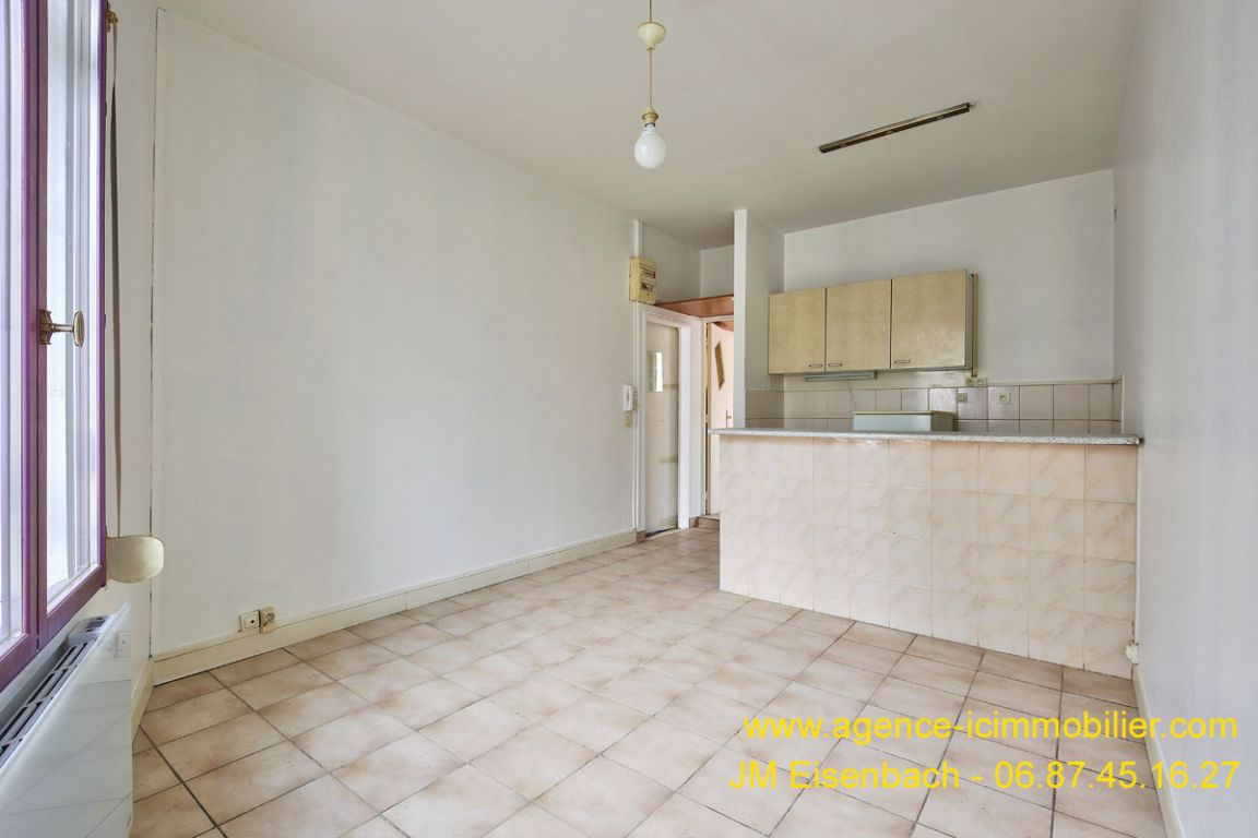 NANCY CENTRE Ile de Corse / Division de fer APPARTEMENT F1 BIS