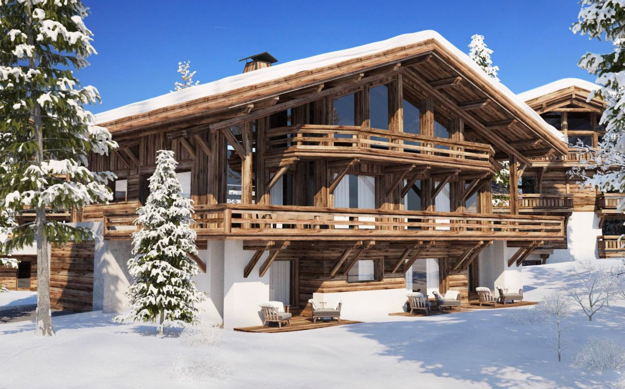 Chalet Praz sur Arly Ski In, Ski Out